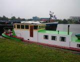 Zeeuwse Beurtmotor Platbodem, Wohnboot Zeeuwse Beurtmotor Platbodem Zu verkaufen durch Particuliere verkoper