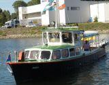 Kriegermann, Berlijn Oldtimer, Traditionelle Motorboot Kriegermann, Berlijn Oldtimer Zu verkaufen durch Particuliere verkoper