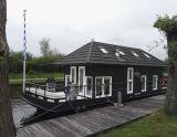 13,5m Vaarhuisje, Scheepshuisje, Houseboat Prins Homeship 1350, Bateau à moteur 13,5m Vaarhuisje, Scheepshuisje, Houseboat Prins Homeship 1350 à vendre par Particuliere verkoper