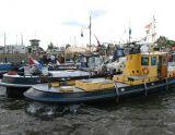Motorsleepboot De Vries Lentsch, Ex-commercial motor boat Motorsleepboot De Vries Lentsch for sale by Particuliere verkoper