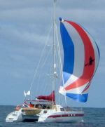 M&M Nimble 45, Multihull zeilboot M&M Nimble 45 for sale by Particuliere verkoper