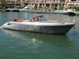 Wajer 37, Speedbåd og sport cruiser  Wajer 37til salg af Orange Yachting