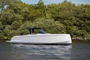 PARDO YACHTS 38 - BREADSTONE, Speed- en sportboten  - Orange Yachting