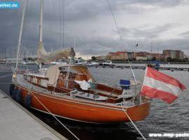 Hatecke Hatecke Holz Sloop, Sejl Yacht Hatecke Hatecke Holz Slooptil salg af Michael Schmidt & Partner Yachthandels GmbH