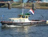 EX168 - Patrouilleboot / WSA Vlet, Bateau à moteur de tradition EX168 - Patrouilleboot / WSA Vlet à vendre par BST Dintelsas