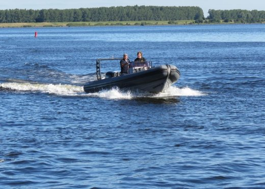 , RIB and inflatable boat  for sale by BST Dintelsas