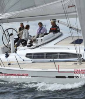 Dehler 45, Zeiljacht Dehler 45 for sale by GT Yachtbrokers