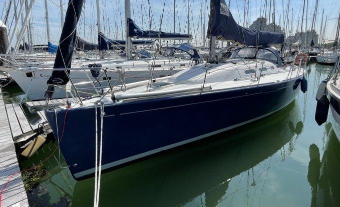 Beneteau First 40.7, Zeiljacht for sale by GT Yachtbrokers
