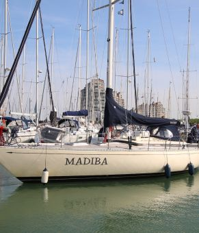 Standfast 40 P 40 P, Zeiljacht Standfast 40 P 40 P for sale by GT Yachtbrokers