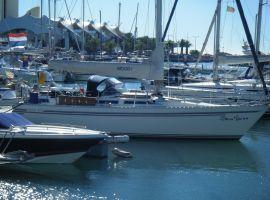 Moody 346, Segelyacht Moody 346Zum Verkauf vonGT Yachtbrokers