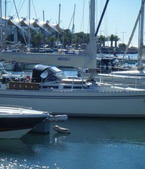 Moody 346, Zeiljacht Moody 346 for sale by GT Yachtbrokers