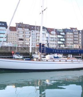 100m2 Classic Burmester, Klassiek scherp jacht 100m2 Classic Burmester for sale by GT Yachtbrokers
