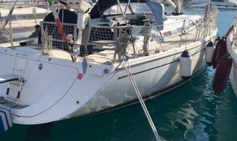 Dehler 47, Zeiljacht for sale by GT Yachtbrokers