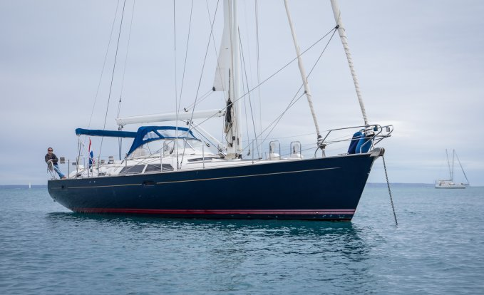 Moody 54, Zeiljacht for sale by GT Yachtbrokers