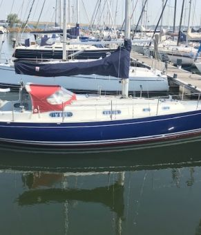 Contessa 32, Zeiljacht Contessa 32 for sale by GT Yachtbrokers