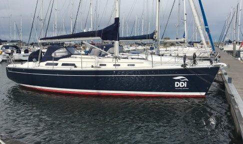 Hanse 371, Zeiljacht for sale by GT Yachtbrokers