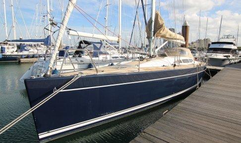 Dehler 44, Zeiljacht for sale by GT Yachtbrokers