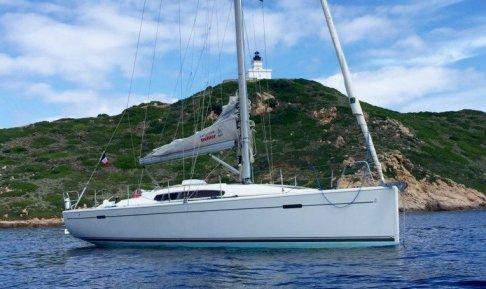 Dehler 41, Zeiljacht for sale by GT Yachtbrokers