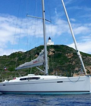 Dehler 41, Zeiljacht Dehler 41 for sale by GT Yachtbrokers