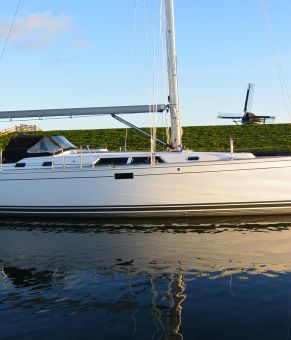 Hanse 430 E, Zeiljacht Hanse 430 E for sale by GT Yachtbrokers