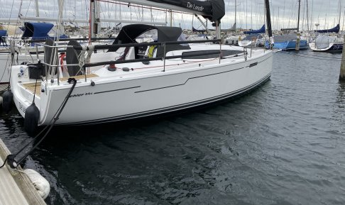 Dehler 34 Competition, Zeiljacht for sale by GT Yachtbrokers