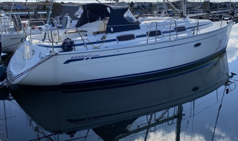 Bavaria 33 Cruiser, Zeiljacht for sale by GT Yachtbrokers