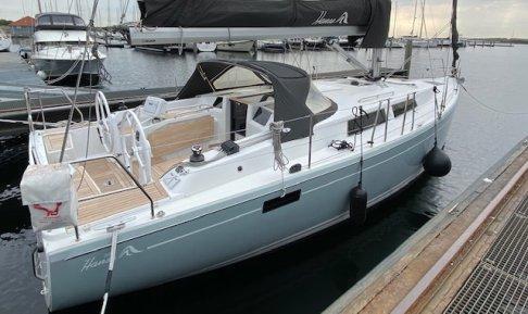 Hanse 385, Zeiljacht for sale by GT Yachtbrokers