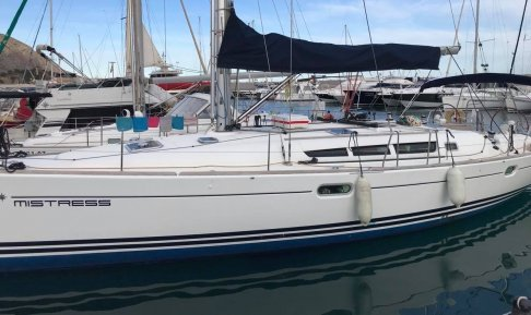 Jeanneau Sun Odyssey 45 Performance, Zeiljacht for sale by GT Yachtbrokers