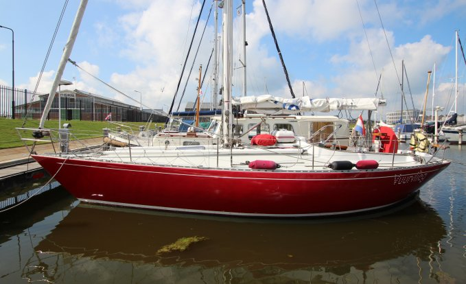 Standfast 36, Zeiljacht for sale by GT Yachtbrokers