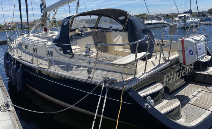 Island Packet 440, Zeiljacht for sale by GT Yachtbrokers
