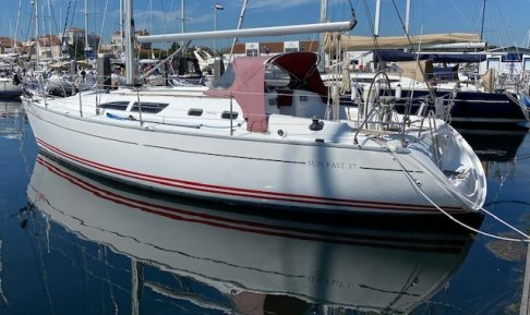 JEANNEAU Sun Fast 37, Zeiljacht for sale by GT Yachtbrokers