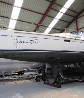 Jeanneau Sun Odyssey 42ds, Zeiljacht Jeanneau Sun Odyssey 42ds for sale by GT Yachtbrokers