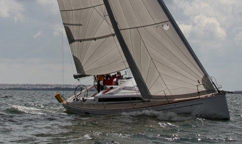 Salona 38, Zeiljacht for sale by GT Yachtbrokers