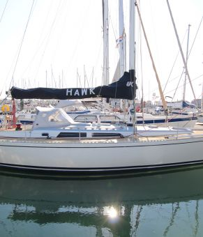 Standfast 43, Zeiljacht Standfast 43 for sale by GT Yachtbrokers
