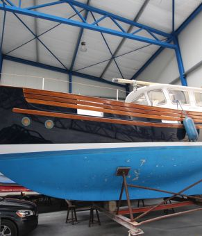 Fisher 34, Motorzeiler Fisher 34 for sale by GT Yachtbrokers