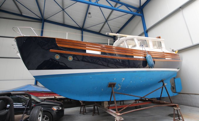 Fisher 34, Motorzeiler for sale by GT Yachtbrokers