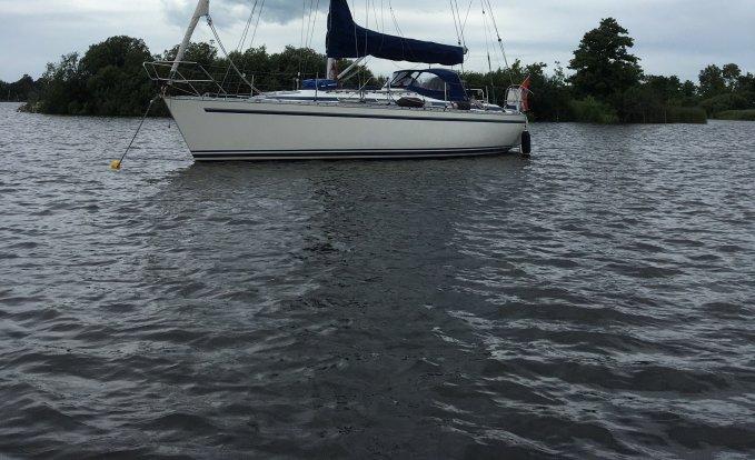 Dynamic 37, Zeiljacht for sale by GT Yachtbrokers