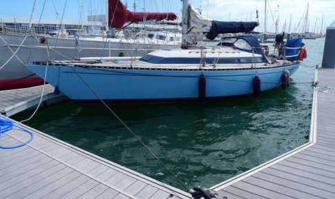 Standfast 33, Zeiljacht for sale by GT Yachtbrokers