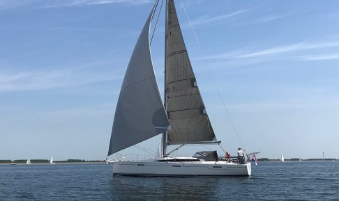 Dehler 46, Zeiljacht for sale by GT Yachtbrokers