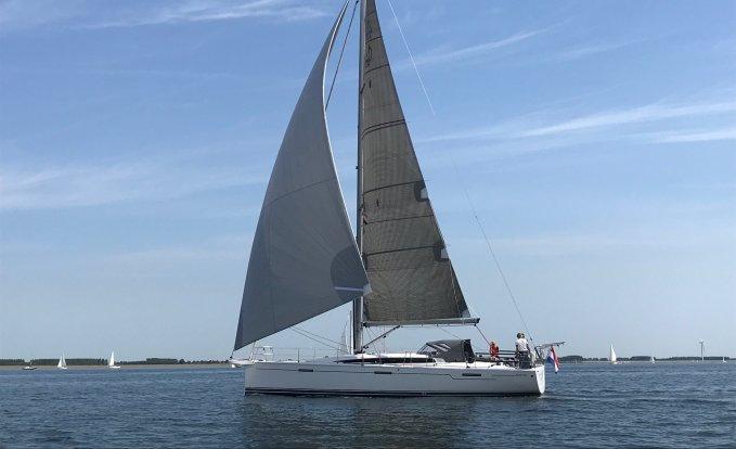 Dehler 46, Zeiljacht for sale by GT Yachtbrokers