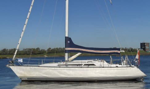 C&C 37-40, Zeiljacht for sale by GT Yachtbrokers