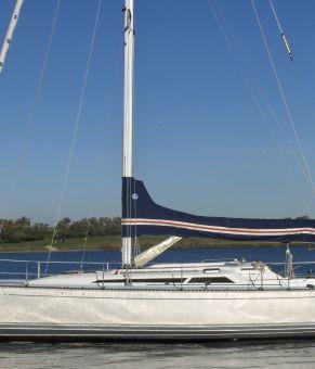 C&C 37-40, Zeiljacht C&C 37-40 for sale by GT Yachtbrokers