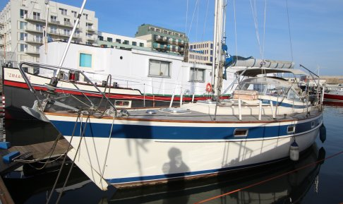 Hallberg Rassy 352, Zeiljacht for sale by GT Yachtbrokers