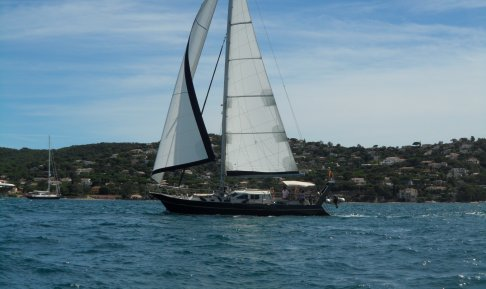 Grundel 50 One Off, Zeiljacht for sale by GT Yachtbrokers