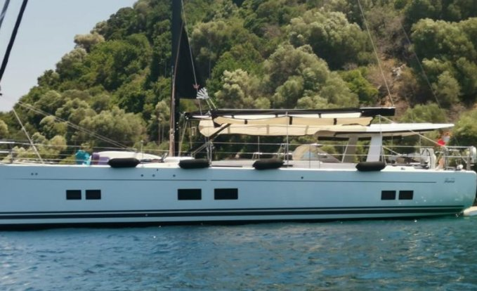 Hanse 588, Zeiljacht for sale by GT Yachtbrokers