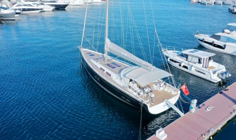 Hanse 575, Zeiljacht for sale by GT Yachtbrokers