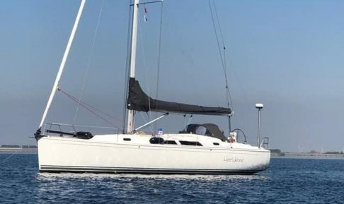 Hanse 400, Zeiljacht for sale by GT Yachtbrokers