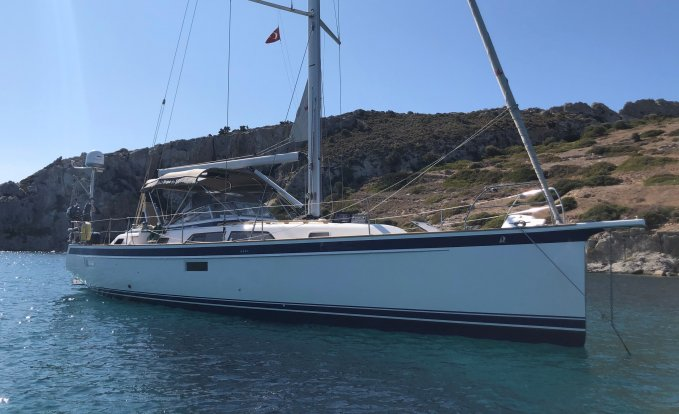 Hallberg Rassy 44, Zeiljacht for sale by GT Yachtbrokers