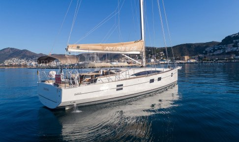 Azuree 46, Zeiljacht for sale by GT Yachtbrokers