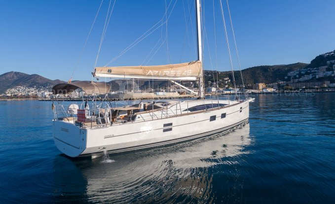 Azuree 46, Zeiljacht for sale by GT Yachtbrokers